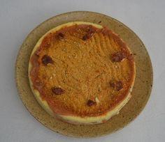 Cheesecake s karamelem a griliáší