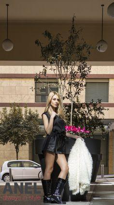 Βόλτα στην Αθήνα, γύρω από το νέο κατάστημα με γυναικεία ρούχα της ANEL Fashion στην Ερμού!