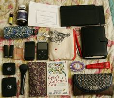 """""""in my bag - october 2008"""" by penelope waits on Flickr."""