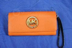 shopgoodwill.com: Michael Kors Wristlet Clutch