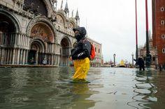 Venice flooding worsens off-season amid worsening impact of climate change