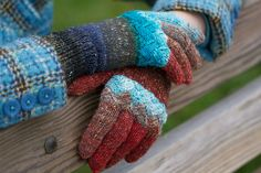 Ravelry: Woven Knuckles pattern by Holli Yeoh