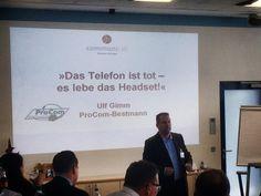 Bei communicall GmbH (Peter und Sabine)
