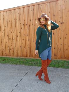 What I wore on Thanksgiving Day