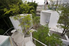 Sou Fujimoto, House Before House | Flickr - Photo Sharing!