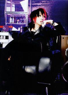 Ruki Matsumoto - the GazettE