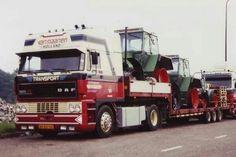 DAF 2600 Atv van maanen Barneveld