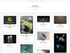 Best Free Portfolio WordPress Themes for creative professionals. Best responsive and unique portfolio themes to showcase your creativity online. Free Portfolio, Creative Portfolio, Themes Free, Themes Themes, Magazine Design, Learn Wordpress, Modern Website, Design Logo, Responsive Layout