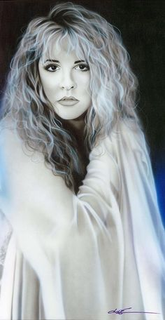 ☆ Stevie Nicks :→: Artist Christian Chapman ☆
