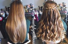 DIY prom hair tutorials @ beautybymakenna.com  For future reference!!