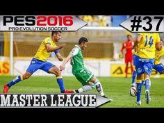PES 2016  Master League #37 Las Palmas