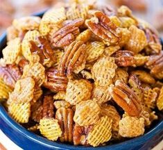 PRALINE CRUNCH – Cook and Bless