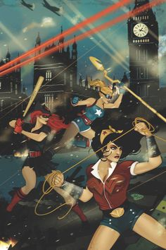 DC COMICS: BOMBSHELLS #12 - Visit to grab an amazing super hero shirt now on sale!
