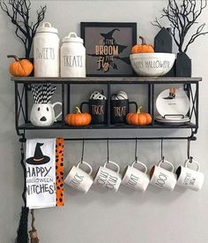 Do You Know How To Style Your Home For Halloween Season? Do You Know How To Style Your Home For Halloween Season?,Halloween g Related posts:DIY Outdoor Decor To Spruce Up Your Backyard - Outdoor. Halloween Veranda, Diy Halloween Home Decor, Halloween Vintage, Halloween Living Room, Diy Halloween Dekoration, Casa Halloween, Halloween This Year, Halloween Crafts, Diy Home Decor
