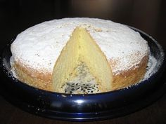 Torta facil con aceite