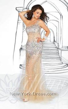 Tiffany 16054 - NewYorkDress.com