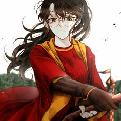 Read from the story Harry Potter fanart by sigynn_ (Giselle Downey with reads. Lily Potter, Harry Potter Fan Art, Harry Potter Cosplay, Harry Potter Ships, Harry James Potter, Harry Potter Fandom, Harry Potter Characters, Harry Potter Wattpad, Harry Potter Uniform