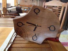 Nut clock