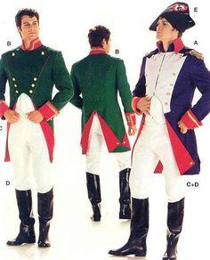 Diy Sewing Pattern-Burda 2471-Napoleon by ErikasChiquis on Etsy