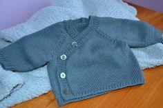 modele tricot gratuit brassiere bebe