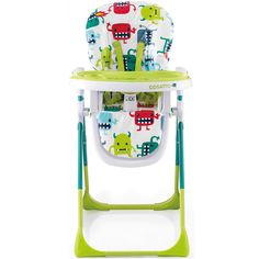 Cosatto Noodle Supa Highchair - MonsterMash2