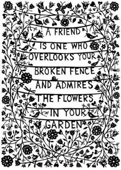 Friendship - Inspirational Quotes - Woman And Home | Mobile