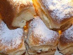 BABIČČINY POHÁDKOVÉ BUCHTY Eastern European Recipes, Polish Recipes, Russian Recipes, French Toast, Bread, Breakfast, Food, Hampers, Kuchen