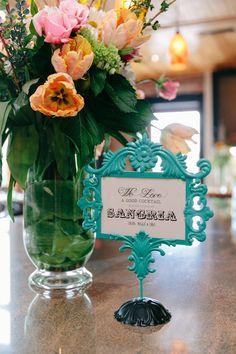We love a good Sangria!  Photo By Dana Cubbage Weddings