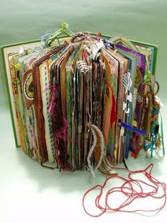 journal love... tons and tons of finished pages featured here on this link.