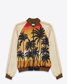 Saint Laurent Paris Saint Laurent Sunset Teddy Jacket Size M $2200 - Grailed