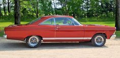 Learn more about Emberglo Big Block: 1966 Ford Fairlane GTA on Bring a Trailer, the home of the best vintage and classic cars online. Ford Classic Cars, Classic Cars Online, Classic Mustang, Ford Motor Company, Car Ford, Ford Trucks, Mercury Cars, Ford Torino, Ford Fairlane