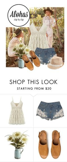 """""""""""Alohas Travels""""  cANARY islands"""" by miushka ❤ liked on Polyvore featuring Pier 1 Imports, Charlotte Russe and alohastravels"""