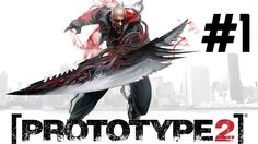 Prototype 2 - Parte 1 [Playthrough] Getting Started, Escape, Religious, ...