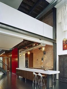 New York based firm of Murdock Young Architects