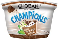 And of course, Chobani for the kids. Isaac loves these. The little one is not convinced yet, but I'm working on him :)