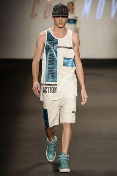 Male Fashion Trends: Coca-Cola Clothing Spring/Summer 2015 | Rio Fashion Week