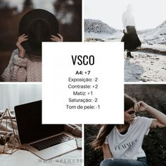 Filtro VSCO gratuito Photography Editing Apps, Photo Editing Vsco, Vsco Photography, Vsco Effects, Best Vsco Filters, Vsco Themes, Vsco Presets, Instagram Feed, Photoshop