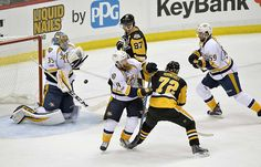 My Two Cents: Nashville Predators, Pittsburgh Penguins Game One