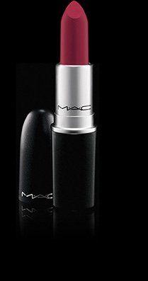 MAC Ruby Woo Lipstick - my go to lipstick. Ruby Woo has never failed Mac Satin Lipstick, Mac Lipstick Dupes, Nude Lipstick, Lipstick Colors, Red Lipsticks, Lip Colors, Mac Dupes, Purple Lipstick, Mac Chatterbox