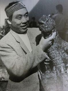 Haruo Nakajima / Mothra vs. Godzilla (Ishiro Honda, 1964) © Toho