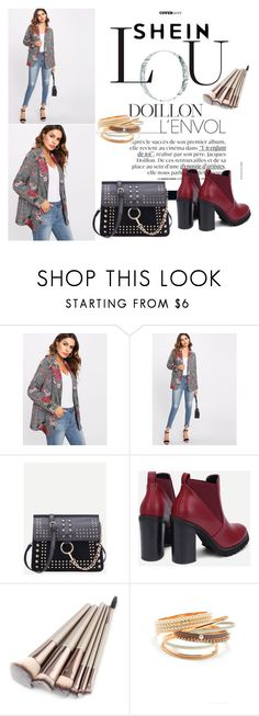 """""""Shein 6/10"""" by zerka-749 ❤ liked on Polyvore"""