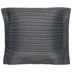 Iittala X Issey Miyake Random cushion cover, dark grey