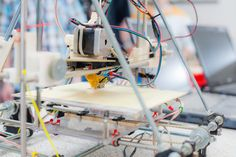 3DPrinting: One Step Closer to a Star Trek Future? [INFOGRAPHIC]