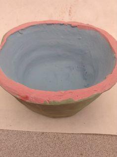 Pic#1 of bowl #5 wheel thrown