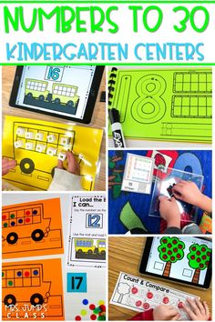 Phonological awareness activities that teach rhyming. Your kindergarten and first grade students will love these fun lessons ideas to reinforce rhymes. Great for reading intervention during your small group RTI time. Kindergarten Centers, Kindergarten Classroom, Math Centers, Math Games, Math Activities, Maths, Literacy Worksheets, Math Math, Math Fractions