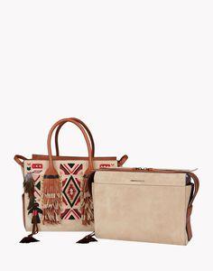 Twin Peaks Medium Handbag - Hand Bag Women -  #bag  Dsquared2 Official Online Store #bags #purse #pocketbooks