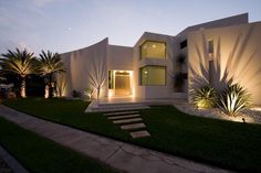 4-bedroom golf commmunity home in Playacar, Playa del Carmen with modern California style. REDUCED PRICE  $895,000 USD