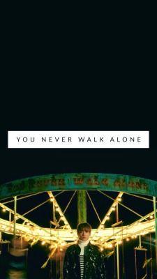 Bts you never walk alone lockscreens | Tumblr