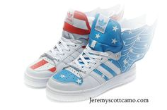 reputable site 14533 aba19 Buy Jeremy Scott Adidas Wings American Usa Flag from Reliable Jeremy Scott  Adidas Wings American Usa Flag suppliers.Find Quality Jeremy Scott Adidas  Wings ...