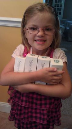 Carly knows that Nerium Gives Back! www.nikki420d.nerium.com